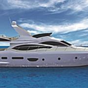 Моторная яхта Primacy 62 фото