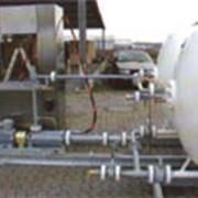 Насос для газовых заправочных станций с надземными емкостями (Оборудование для хранения газа) фото
