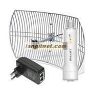 Bullet M5 802.11n, High Power 27dBm, 100Mbps+ real TCP/IP throughput фото