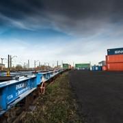 Контейнерные вагонные перевозки фото