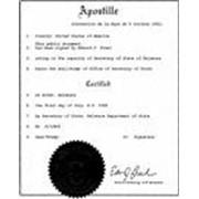Легализация и апостиль фото