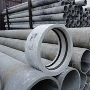 Для канализации асбестоцементная труба 100 150 200 250 300 400 500 мм ВТ6 и ВТ9 на 4 и 5 метров фото