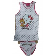 Комплект для девочек Hello Kitty 64U12 фото