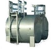Резервуар горизонтальный стальной наземный РГС-3м3 фото