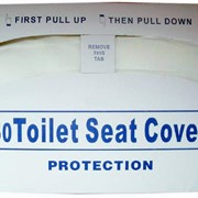 Покрытие для туалетных сидений Seat Covers фото