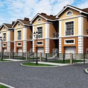 Коттеджные городки в Алматы, Казахстане, Жилые индивидуальные дома, коттеджи, Низкие цены фото