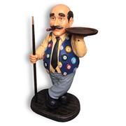 Статуэтка для интерьера Luigi Waiter фото