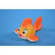 Игрушка Золотая рыбка фото