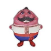 Антистрессовая подушка игрушка Козак фото
