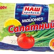 Майонез салатный (30%), 200 г фото