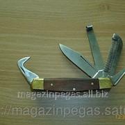 Нож универсальный складной. арт. 221 фото