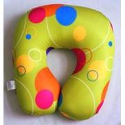 Антистрессовая подушка туристическая Принты фото