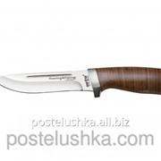 Нож охотничий кожа 2290 LP Grand Way фото