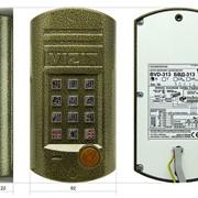 Блок вызова домофона БВД-313R фото