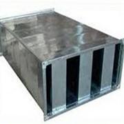Шумоглушитель для прямоугольных каналов KSG 60-35 фото