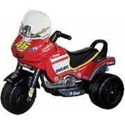 Детский электромобиль Peg-Perego ED1048 Desmosedici Rossi Устаревшая модель фото