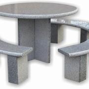 Мебель из гранита на заказ Украина фото