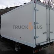 Изготовление рефрижераторных фургонов фото