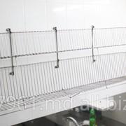 Решетка для сушки посуды из нержавейки фото
