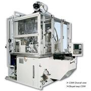 Станок автоматический с шаговым конвейером CSW фото