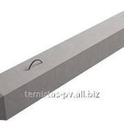 Сваи забивные железобетонные цельные, квадратного сплошного сечения 400х400 мм. марка С 110.40 – 12 фото