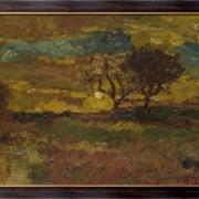 Картина Рассвет, Монтичелли, Адольф фото