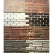 Фасадные панели под керпич, камень VOX(Польша) фото