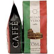 Итальянский кофе в зернах Italiano Vero Roma, 1 кг фото