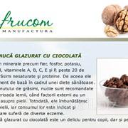 Грецкие орехи в шоколаде фото