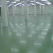Полы полимерные наливные фото