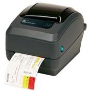 Термотрансферный принтер Zebra Gx430t GX43-102520-000 фото
