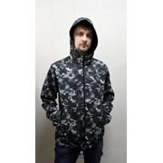 Ветровка мужская демисезонная куртка фото