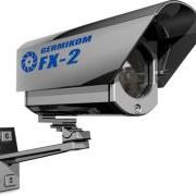 Черно-белая видеокамера наружного наблюдения GERMIKOM FX-2 фото