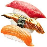 Доставка суши: Нигири фото
