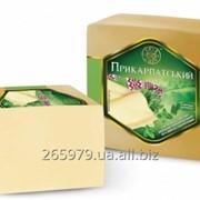 Сир твердий «Прикарпатський» з овечим молоком 50% фото