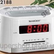 Радио часы Silver Crest KH 2188 002418 фото