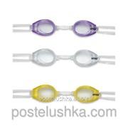 Детские очки для плавания Intex 55683 Сиреневый фото