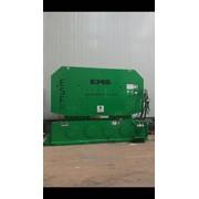 Высокочастотный крановый вибропогружатель ESF 30 с гидравлической станцией PS 400 фото