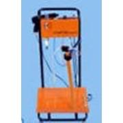 Установка с виброплатформой СТАРТ-50 ВИБРО-3 для нанесения полимерных порошковых покрытий в электростатическом поле фото