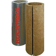 Rockwool Цилиндры PS 100 кашированные 30х25 фото