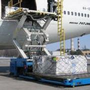 Международные авиационные грузоперевозки фото