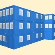 Сборно-разборные здания фото