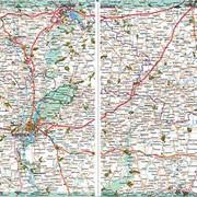 Карты дорог фото