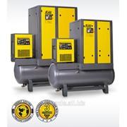 Компрессор производительностью до 2,3 м3/мин cо встроенным осушителем, модель ARD07 арт. 11110012 фото