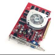 Видеокарта Videocard Palit//GeForce/6200А/256 Mb/64 bit/400 MHz/DDR 2/AGP фото