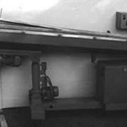 Машина карамелеобкаточная Б4-ШМП-1 для обкатывания карамельной массы в конусообразную форму с начинкой и без нее, призв-ть 1100 кг/час фото