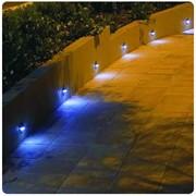 Ландшафтное освещение светильники фото