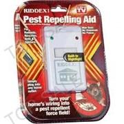 Отпугиватель грызунов, тараканов, муравьев и пауков Riddex Pest Repeller фото