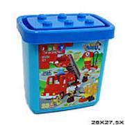 Конструктор пластиковый для малышей службы спасения 21-3419 фото