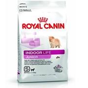 Indoor Life Junior Small Royal Canin корм для щенков, До 10 месяцев, Миниатюрные , Пакет, 3,0кг фото